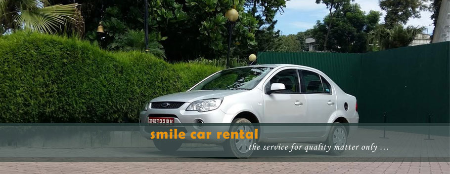 Car rental agency in Kathmandu - Smile car rental