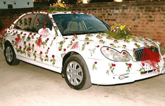 Car for wedding or marriage purpose in Kathmandu, Nepal