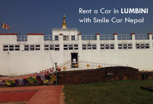 Rent a car in Lumbini