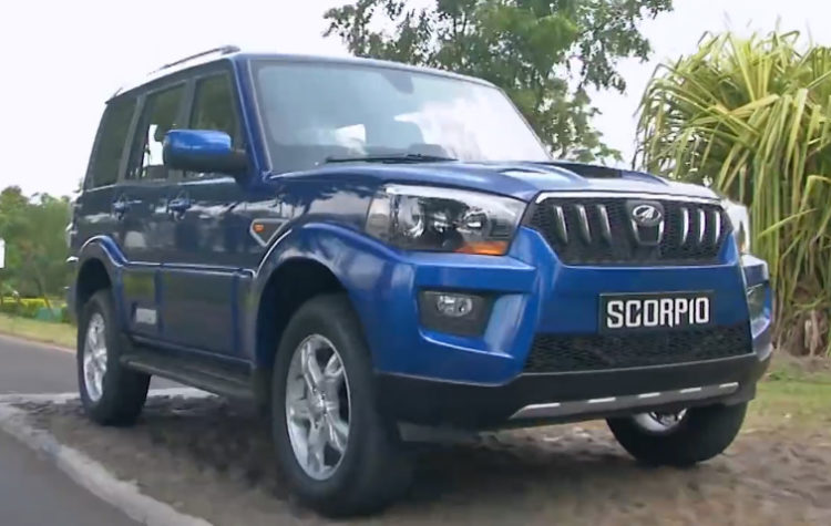Scorpio Jeep in Hire Kathmandu