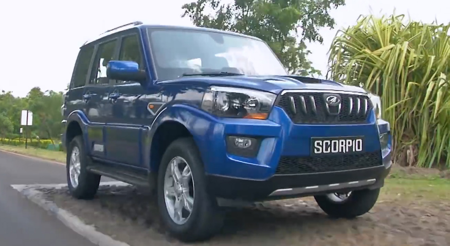 Scorpio Jeep Hire Kathmandu
