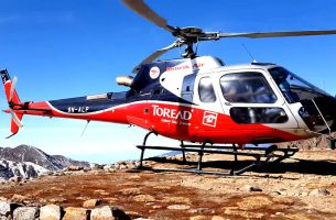 Gosaikunda Lake Helicopter Tour
