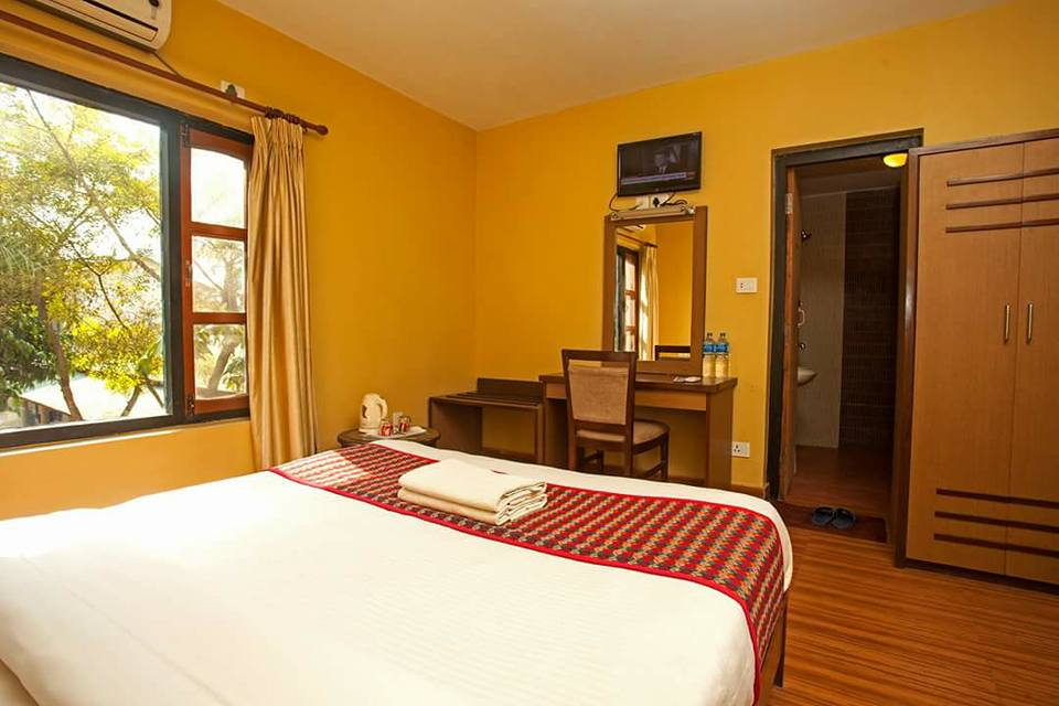 Hotel in Chitwan
