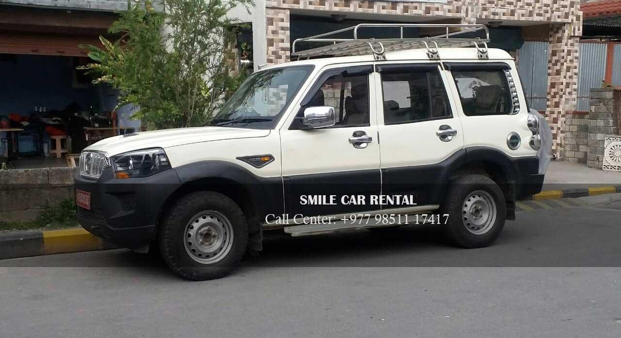 Jeep Rental Kathmandu