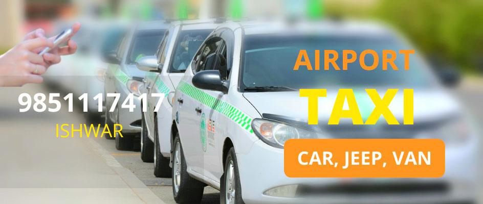 Kathmandu Airport Taxi Service