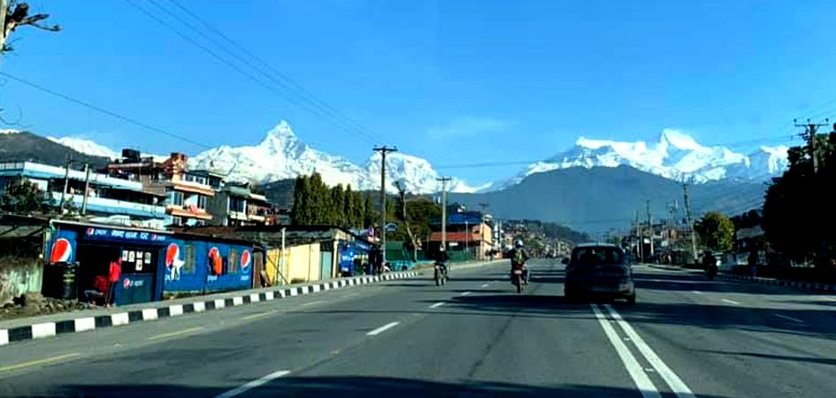 Kathmandu to Pokhara Hiace, Booking, Ticket, Price, Microbus Hiace Service