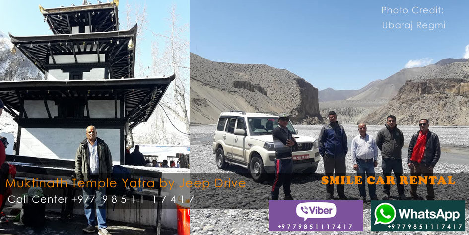Pokhara to Muktinath by Jeep Drive