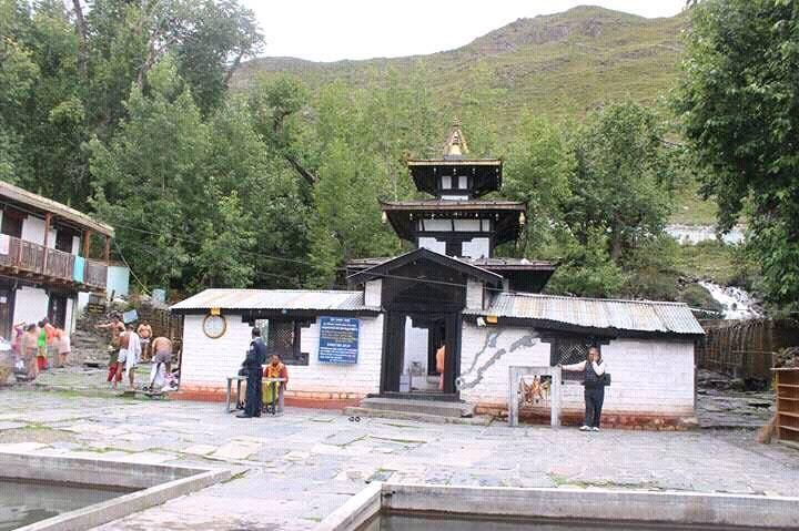 Muktinath Temple by Helicopter